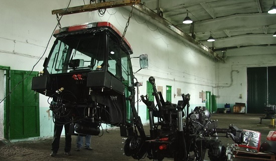 совместное производство тракторов МТЗ