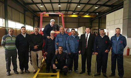 МТЗ в Египте открывает сборочное производство