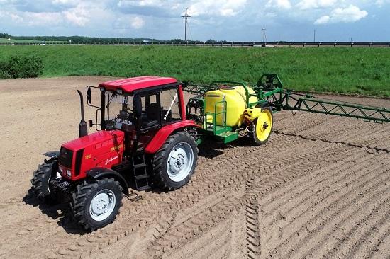 беспилотные тракторы мтз