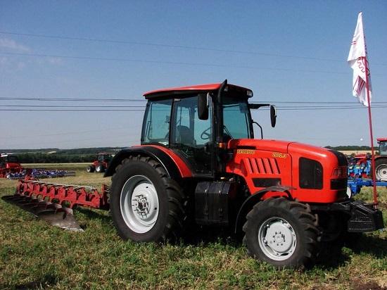Обзор белорусских тракторов МТЗ