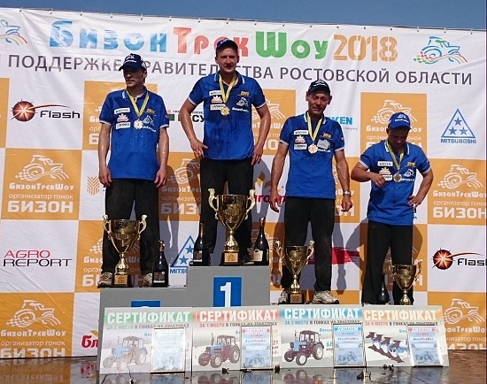 победители гонок Бизон-Трек-Шоу-2018