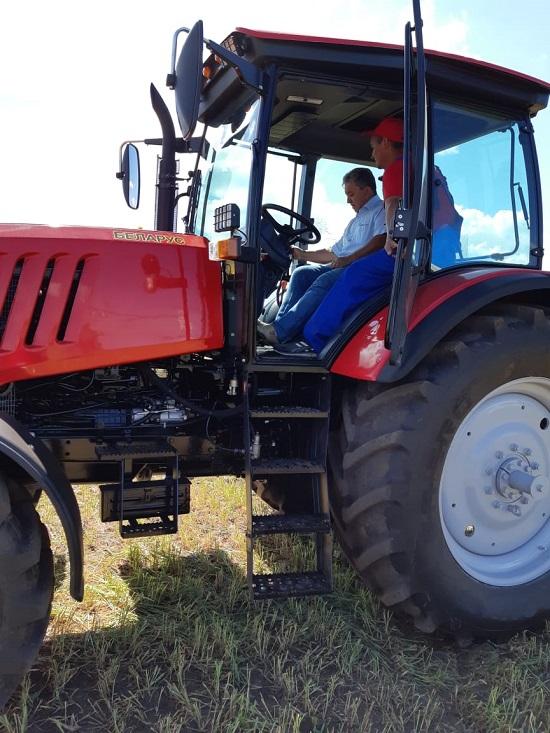«День поля» - крупнейшая агровыставка Татарстана