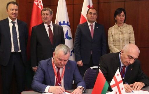 Минский тракторный завод откроет сборочное производство в Грузии