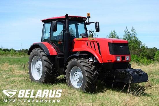 Обзор трактора МТЗ 3022