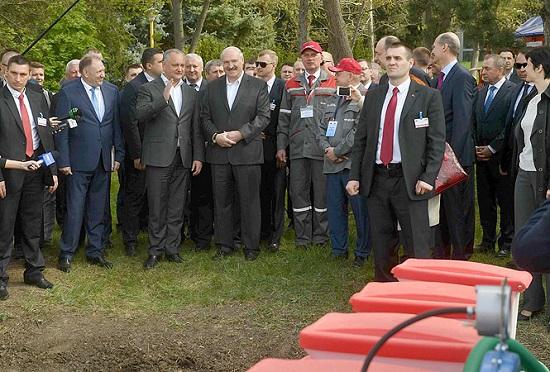 МТЗ отправит в Молдову 500 тракторов