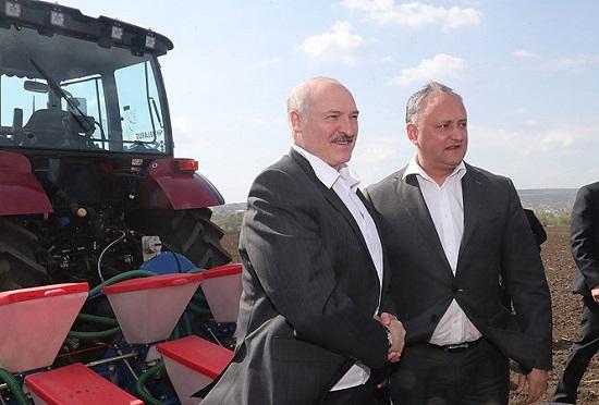 МТЗ отправит в Молдову 500 тракторов Беларус