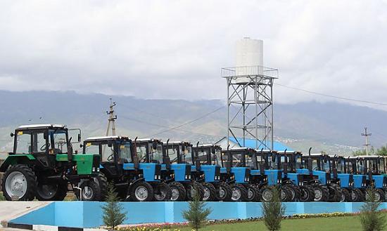 МТЗ планирует увеличить производство