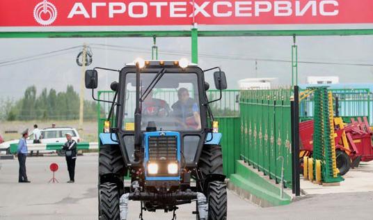 МТЗ планирует увеличить производство в Таджикистане