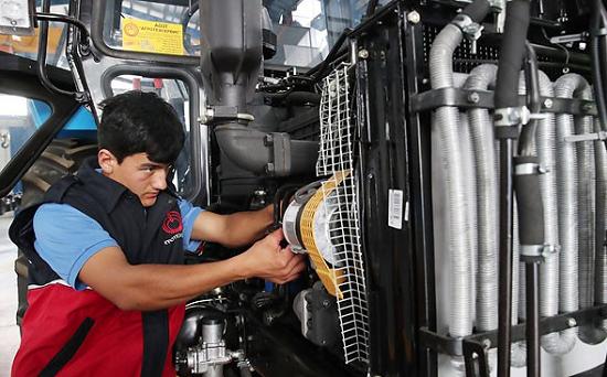 МТЗ планирует увеличить производство в Гиссаре