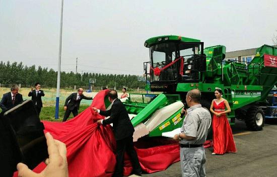 Взгляд на восток – МТЗ разработал трактор для Китая