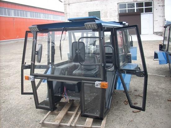 Обзор малой кабины МТЗ 80