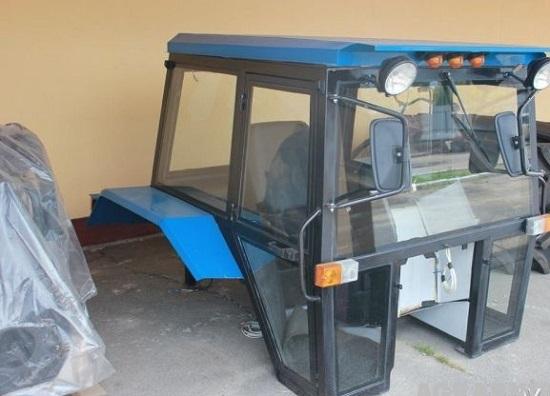 фото малой кабины МТЗ 80