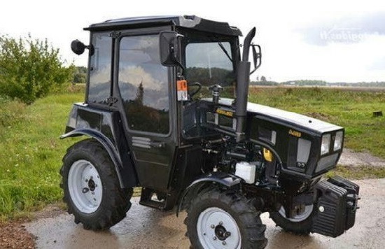 Обзор МТЗ 320.4 устройство трактора мтз