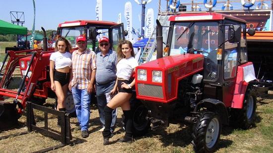 Технические характеристики трактора Беларус МТЗ 320.4