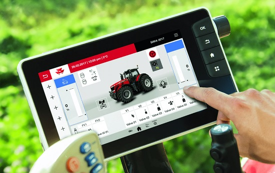 Работа современных тракторов МТЗ будет контролироваться онлайн