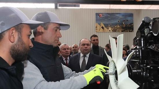 В Турции открывается сборочное производство МТЗ
