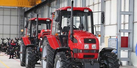 Еще одно сборочное производство тракторов МТЗ открывается в Турции.
