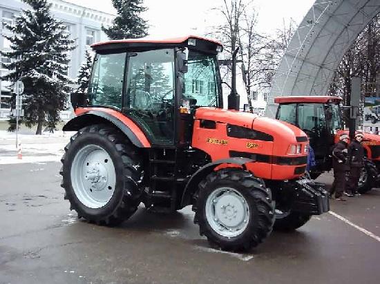 Узбекистан наращивает выпуск тракторов МТЗ.