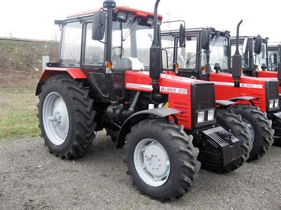 Узбекистан увеличивает производство тракторов МТЗ