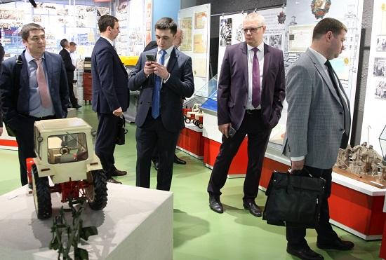 Увеличить продажи в Свердловской области – приоритетная задача для МТЗ.