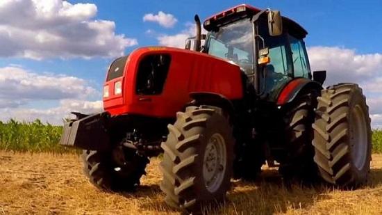трактор МТЗ Беларус 2022.3 обзор
