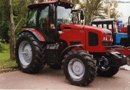 современный трактор MTZ Belarus 2022.3