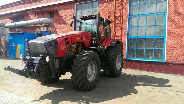 BELARUS-4522: Минский тракторный завод