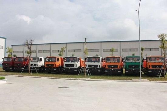 Во Вьетнаме открылось сборочное производство МАЗ