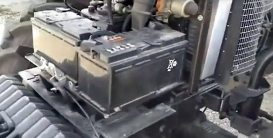 Зарядка аккумулятора МТЗ 80, 82 – как делать?