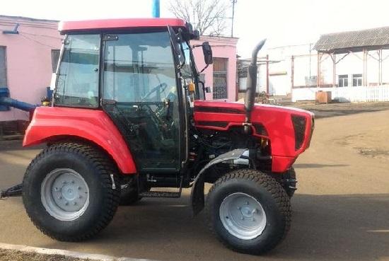 малогабаритные 622 тракторы МТЗ и Бзтдиа