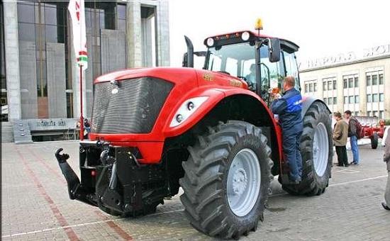 Беларус трактор