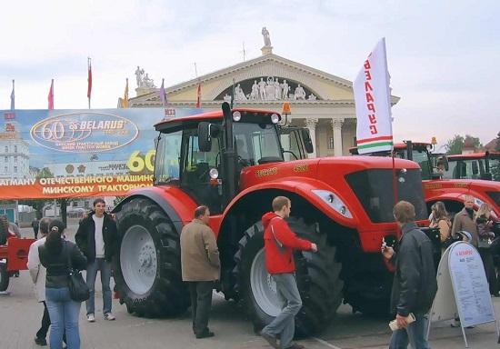 Тракторы МТЗ популярны в Европейском союзе.
