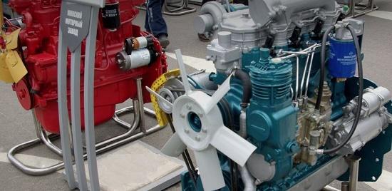 Минский моторный завод выпустит новый двигатель для МТЗ.
