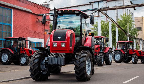 МТЗ увеличил экспорт тракторов на 25,8%