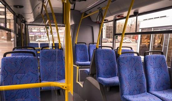 сиденье маз автобус