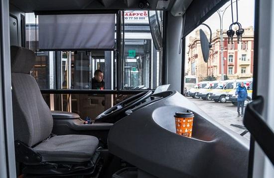 автобус МАЗ в Ростове