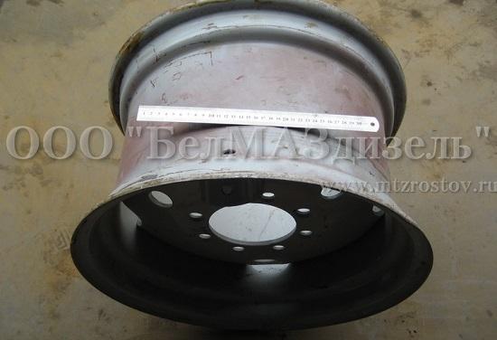 Колеса МТЗ - установка и снятие шин трактора