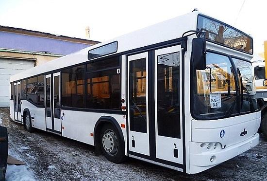 автобус maz 103486 в Ростове-на-Дону