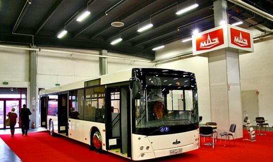 МАЗ 203 069 автобус в Ростове