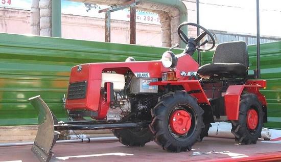 мини трактора МТЗ