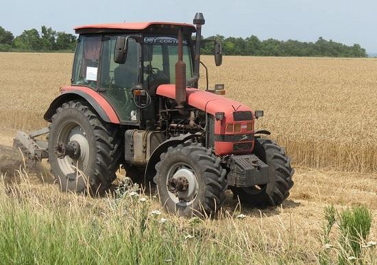 трактор мтз 1523 обзор