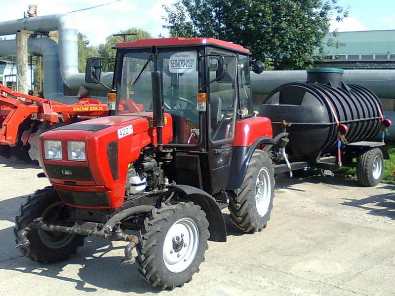 трактор беларус 320 мтз