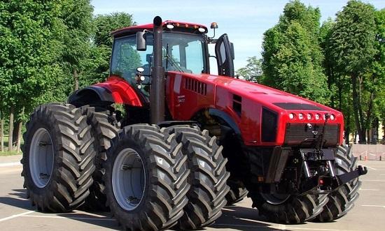 Самый мощный трактор «Беларус-5022» готовится к выпуску