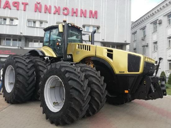 Минский тракторный завод отпраздновал 73-летие!