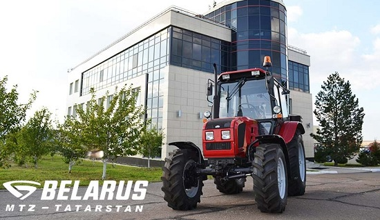 Обзор характеристик тракторов МТЗ 90 92.