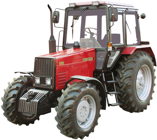 Трактор МТЗ с малой кабиной – обзор модели 920