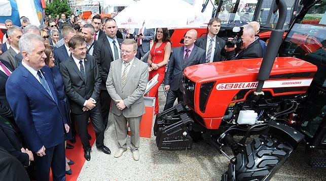МТЗ укрепляет позиции в Сербии