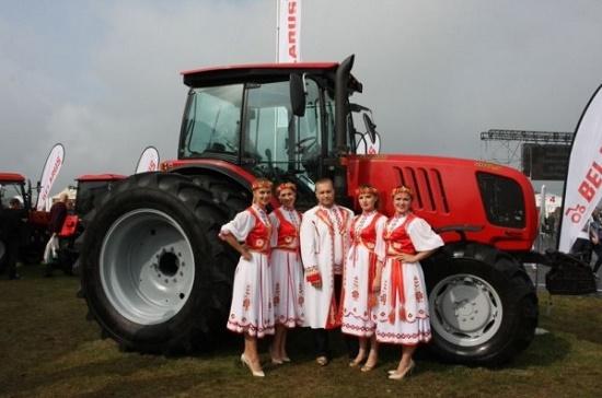 МТЗ тракторы