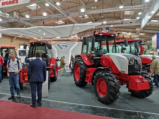 МТЗ на выставке «AGRITECHNICA-2019»
