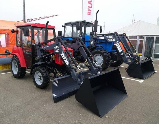 МТЗ показал раритетный трактор на ЮГАГРО-2019.